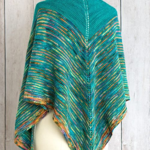 All Spice Shawl