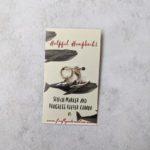 Humpback stitch marker