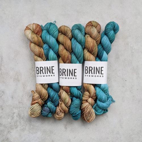Brine Dyeworks - Egg & Nest